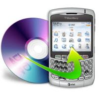 convert dvd to blackberry