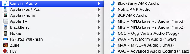 convert mts video to mp3