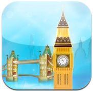 best free ipad 2 app UK travel