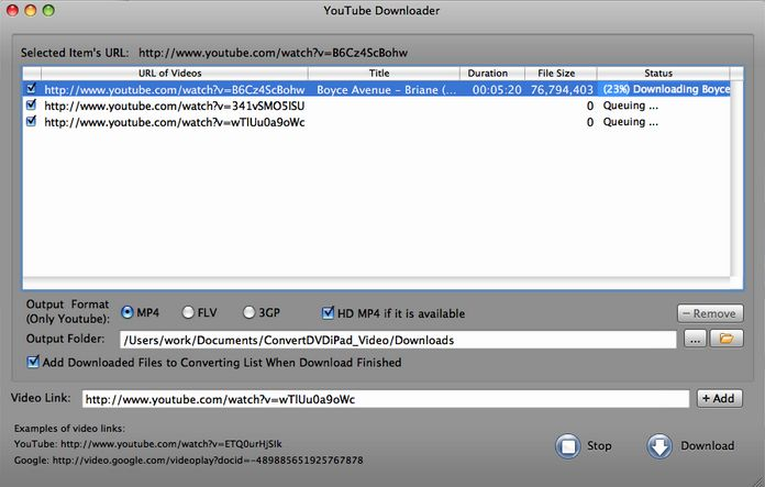Youtube to iPod Converter Free
