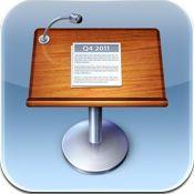 convert pdf to keynote on ipad