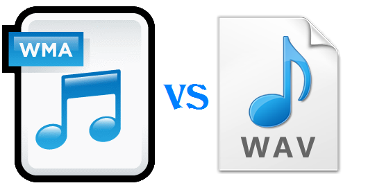 WMA And WAV Are Two Formats Storing Audio Information In A Digital Format They Serve The Same Purpose But Very Different From Each Other