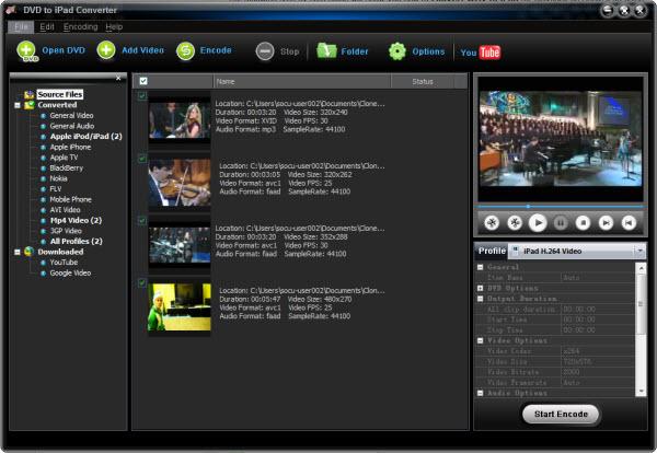 video format for ipad,handbrake,convert avi to mp4,avidemux,video format for iphone,video format for ipod,video formats,web video format for ipad,video format for ipad 2,
